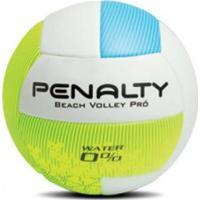 Bola Penalty Beach Volei Termotec Bco/Azl/Amr - Penalty