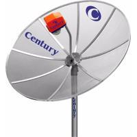 Antena Parabólica Md150 Monoponto Sem Receptor Century