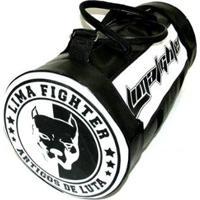 Bolsa Mala Pitbull Lima Fighter Transversal Esportiva Treino - Unissex