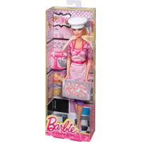Barbie Quero Ser Chefe De Cookies Ref: Bdt28