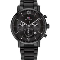 Relógio Tommy Hilfiger Masculino Aço Preto - 1710410