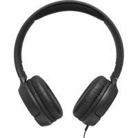 Fone De Ouvido Com Microfone Jbl Tune 500 - Unissex-Preto