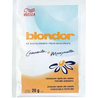 Descolorante Em Pó Blondor Clareador Sachê Individual 20G