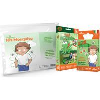 Kit Mosquito Babydeas - 1 Sai Mosquito Adesivo Repelente 1 Adesivo Post Picada