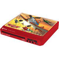Dvd Player Compacto - Disney Aviões - Tectoy