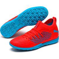 Netshoes  Chuteira Society Puma Future 19.3 Netfit Tt - Masculino 2771aaaf61fdf