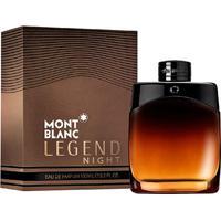 Perfume Legend Night Masculino Montblanc Eau De Parfum 100Ml - Masculino