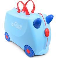 Mala Infantil Trunki - George - Sua Viagem Muito Mais Divertida - Cor Azul