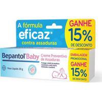 Creme Preventivo De Assadura Bepantol Baby 30G