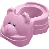 Troninho Infantil Rosa-Bebê Tutti Baby