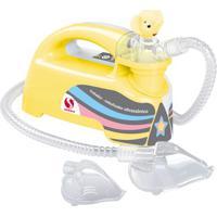Inalador Nebulizador Ultrassônico Pulmosonic Star Premium - Amarelo - Soniclear
