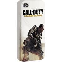 Capa Para Celular Bandup - Geek Call Of Duty Soldier 4/4S