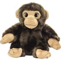 Pelúcia 15 Cm - Animal Planet - National Geographic - Macaco - Fun