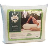 Travesseiro Látex De Poliuretano Antialérgico Eco Cestari 1 Peça