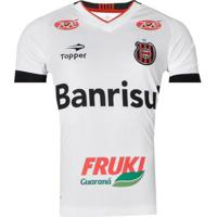 Netshoes  Camisa Brasil De Pelotas Ii Sem Número 2016 Topper Masculina -  Masculino f04e1bcb0e6ea