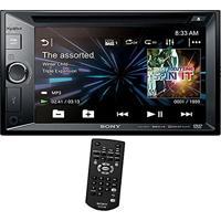 """Dvd Automotivo Sony Xav-W601 Tela Touch Screen 6.2""""/ Auxiliar/Usb - Preto"""