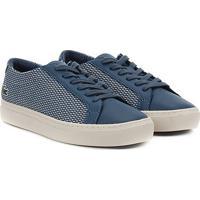 Tênis Infantil Lacoste Sportswear - Masculino-Azul