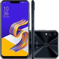 Usado Smartphone Asus Zenfone 5Z 2018 256Gb 8Gb Ram Preto (Excelente)