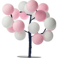 Árvore De Luz Dakar Cormilu Rosa - Tricae