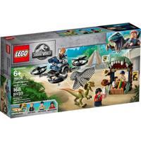 Lego Jurassic World 75934 Dilophosauro A Solta - Lego - Kanui
