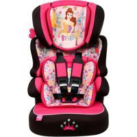 Cadeira Para Auto De 09 À 36 Kg - Beline - Disney - Princesas - Team Tex - Feminino