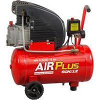 Compressor De Ar Msi 8,5 Schulz - 25L
