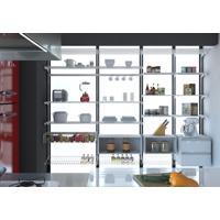 Kit Cozinha Em Aramado Branco - Getama Moveis