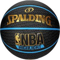 Bola Basquete Spalding Highlight - Unissex