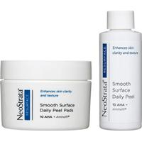Peeling Anti-Idade Neostrata - Resurface Smooth Surface Daily Peel Pads 60Ml - Unissex-Incolor