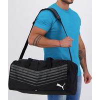Bolsa Puma Play Medium Bag Preta