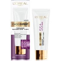 Creme Facial Anti-Idade Expert 55+ Loreal Paris 40Ml