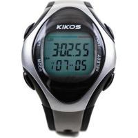 Monitor Cardíaco Kikos Com Fita Mc800 - Unissex