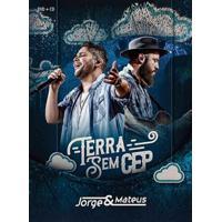 Jorge E Mateus Terra Sem Cep - Cd + Dvd Sertanejo
