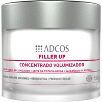 Filler Up Concentrado Volumizador Adcos - Creme Anti-Idade 50G - Unissex