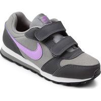 11fbb64dba2 Netshoes  Tênis Infantil Nike Md Runner 2 Feminino - Feminino