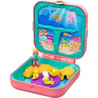 Polly Pocket Esconderijos Secretos Sereia - Mattel - Kanui