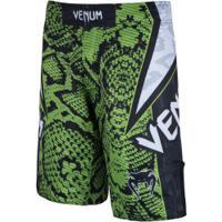Bermuda Venum Fight Snake Evo Light 2.0 - Masculina - Verde