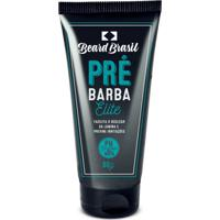 Creme Pré Barba Beard Brasil 60G