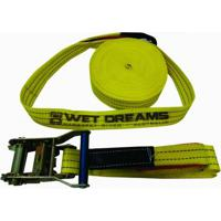 Slackline Wet Dreams - 15 M X 5 Cm - Unissex