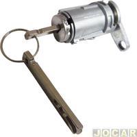 Cilindro Da Chave Da Porta - Peugeot 307 2002 Até 2012 - Direito/Esquerdo - Cada (Unidade)