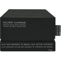 Pomada Modeladora David Dandi Silver Charge Média Fix. 75G