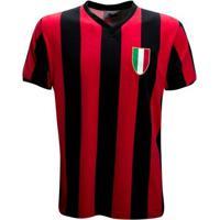 Camisa Liga Retrô Rossonero 1963 - Masculino