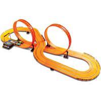 Pista Hot Wheels - Track Set - Deluxe - 632 Cm - Multikids