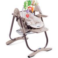 Cadeira De Alimentação - Polly Magic Truffles - Chicco - Unissex-Bege