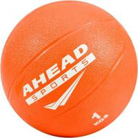 Medicine Ball Ahead Sports 1Kg - Unissex