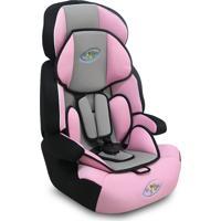 Cadeira Para Auto Baby Style Cometa 09 À 36Kg Rosa