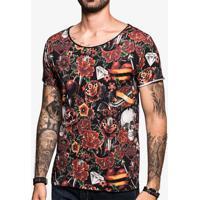 Camiseta Tattoo Watercolor 103106