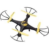 Drone Batman Helicoptero Quadricoptero Controle Remoto Giro 360 Brinquedo Crianca