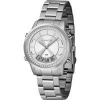 Relógio Lince Anadigi Lam4640Ls1Sx Feminino - Feminino-Prata