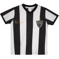 Camisa Atlético Mineiro Reinaldo Infantil - Masculino